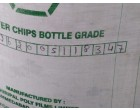 Bottle Grade Pet Resin - 22.427 MT
