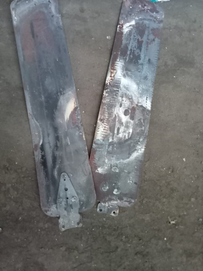 Fire Damaged Stock Finished/Composite Goods