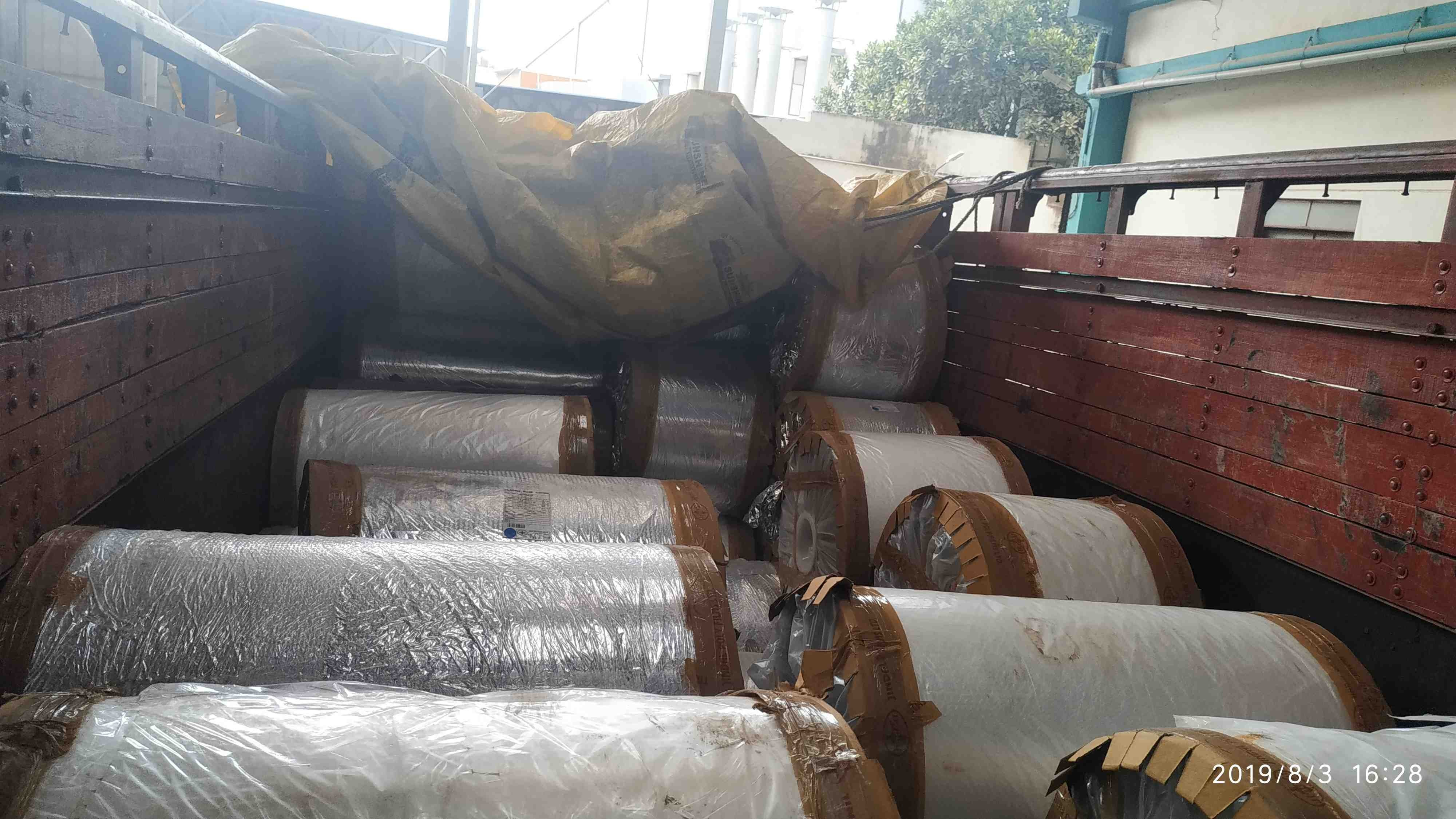 Biaxially Oriented Polyester Film-14468 Kgs
